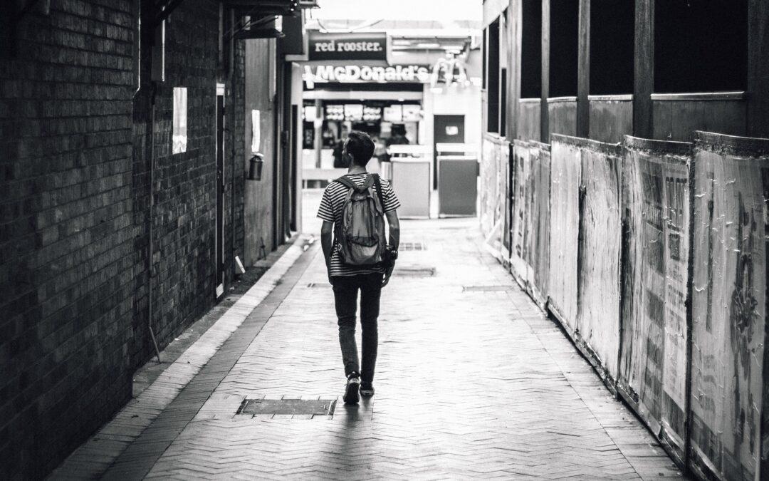 Viaggiare soli o in compagnia?